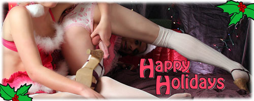 happy tgirl holidays
