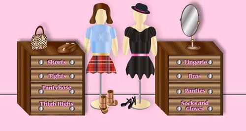 katie's tgirl closet